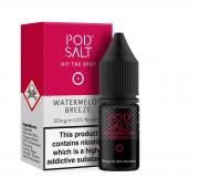 POD SALT WATERMELON BREEZE 10ML